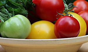 Nutrirsi di colori e di luce